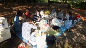 大人のピクニック 全体図