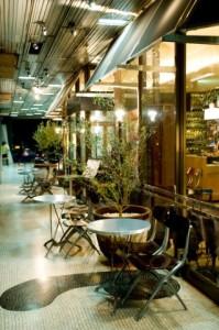 オープンカフェ イメージ画像